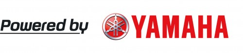 Logo Powered By YAMAHA 4